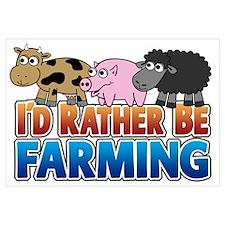Farmville Inspired 3 animals