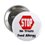 "STOP No Treats, Food Allergy Pet/Dog 2.25"" Bu"