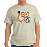 Hope For My 1 Leukemia T-Shirt