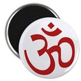 Aum / Om Symbol 2.25&quot; Magnet (10 pack)
