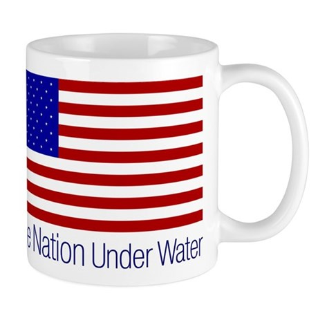 One Nation Under Water Mug