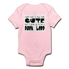 Cute Vader Infant Bodysuit