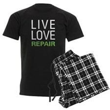 Live Love Repair Pajamas