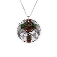 Kerr Tartan Cross Necklace