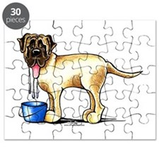 Mastiff Drool Puzzle