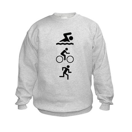 Triathlete Kids Sweatshirt