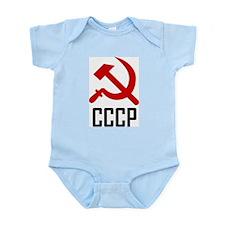 CCCP Infant Creeper