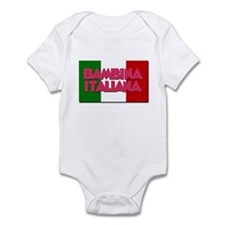 Bambina Italiana Infant Creeper