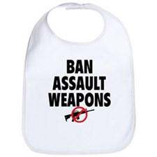 BAN ASSAULT WEAPONS Bib