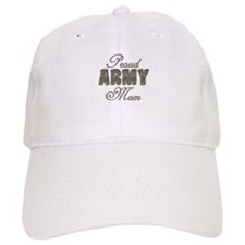 ACU Army Mom Baseball Cap