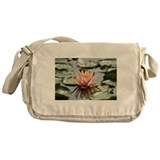 Lilly Pond Messenger Bag