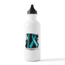 PCOS Awareness Water Bottle
