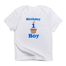 1 year old Birthday boy Infant T-Shirt
