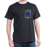 Baltimore PD Sniper Black T-Shirt