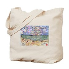 Jamaica Sunset Tote Bag