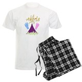 Lil Angels Hankies Logos pajamas