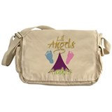 Lil Angels Hankies Logos Messenger Bag