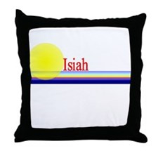 Isiah Throw Pillow