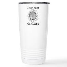 Custom Garden Travel Coffee Mug