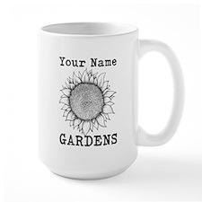 Custom Garden Mug