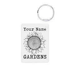 Custom Garden Keychains