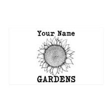Custom Garden Wall Decal