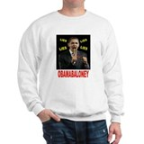 OBAMA BALONEY Sweatshirt