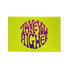 logo Rectangle Magnet (100 pack)