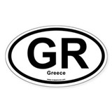 GR - Greece Decal