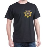 Kern County Sheriff Black T-Shirt