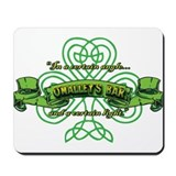 O'Malley's Bar Mousepad