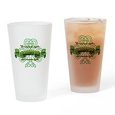 O'Malley's Bar Drinking Glass