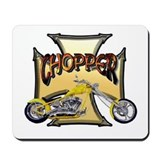 Chopper Mousepad