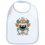 MacGartland Coat of Arms Bib