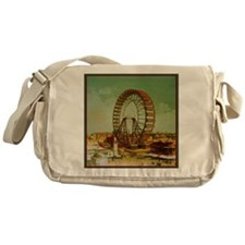 Ferris Wheel Messenger Bag