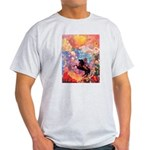 Odilon Redon Muse On Pegasus Light T-Shirt