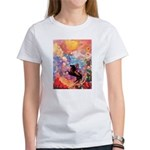 Odilon Redon Muse On Pegasus Women's T-Shirt