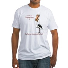 Bearded Fundamentalist Stork Shirt