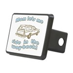 wayback.gif Rectangular Hitch Cover