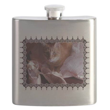 CAT-BALLET_TEE.png Flask