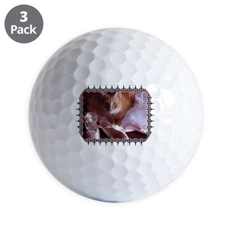 CAT-BALLET_TEE.png Golf Balls