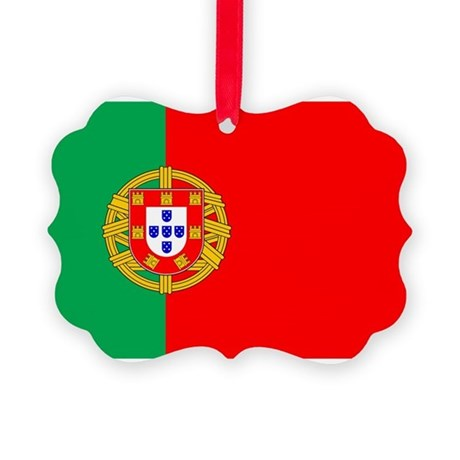 portuguese_flag.gif Picture Ornament