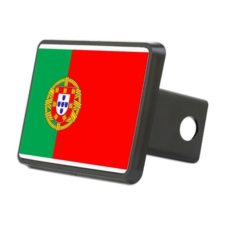portuguese_flag.gif Rectangular Hitch Cover