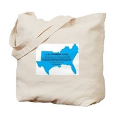The South Tote Bag