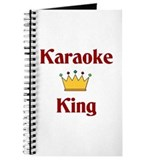 Karaoke King Journal