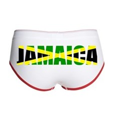 Jamaica Logo Women's Boy Brief