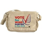 Vote for Windsurfing in Rio 2016 Messenger Bag