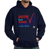 Vote for Windsurfing in Rio 2016 Hoody