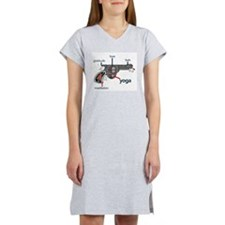 The Yoga Gun Women's Nightshirt