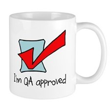 I'm QA Approved Mug
